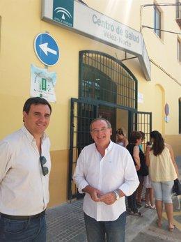 Romero y Delgado Bonilla en Vélez-Málaga