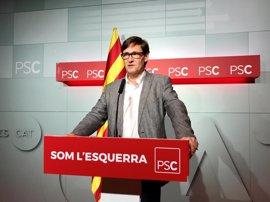 """El PSC insiste en que ninguno de sus 122 alcaldes colaborará en un referéndum """"ilegal"""""""