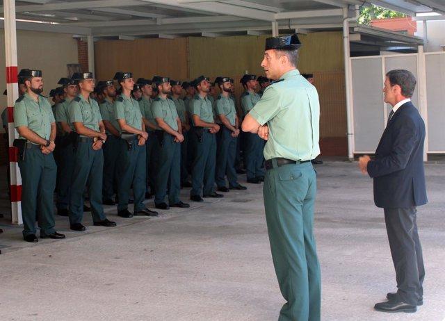 La Guardia Civil Incorpora 85 Nuevos Agentes A La Región De Murcia