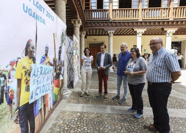 Valladolid: exposición sobre LGTB en África