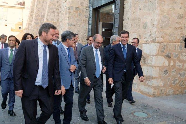Carriedo (D) en Teruel