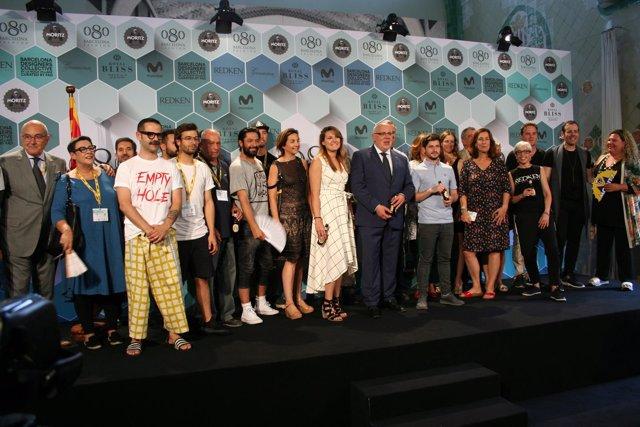 Inauguración de la 080 Barcelona Fashion de verano 2017