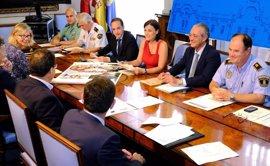 Santander sigue siendo una de las ciudades más seguras de España
