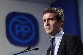 """El PP avisa que sería una """"irresponsabilidad"""" que alcaldes del PSC puedan apoyar el proceso independentista"""