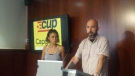 La CUP de Barcelona y trabajadores de TMB exigen la dimisión de Mercedes Vidal por su gestión