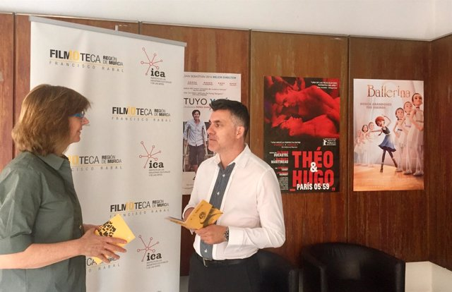 Imagen de la presentación de la programación de cine para este verano