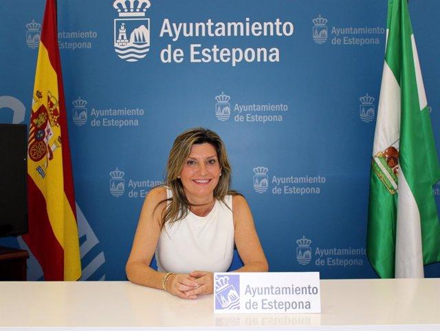 Ana Velasco area fomento turismo estepona concejala