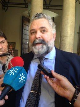 Fiscal superior de Andalucía, Jesús García Calderón