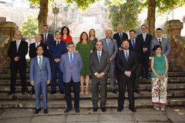 Begoña Martínez Arregui ha participado este lunes en Teruel en el Foro de Regiones con Desafíos Demográficos (FREDD)