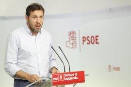 El PSOE no ve reprochable que alcaldes del PSC quieran votar el 1-O siempre y cuando no pongan medios municipales