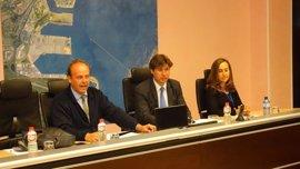 El Puerto de Santander incrementará la capacidad de tracción de los mercancías de Renfe hacia la Meseta