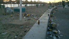 Sancionados con 43.000 euros tres locales de ocio y un hotel de Playa de Palma tras una inspección de Turismo