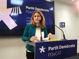 El Ministerio de Interior avala el nombre del PDeCAT y desestima el recurso de Demòcrates