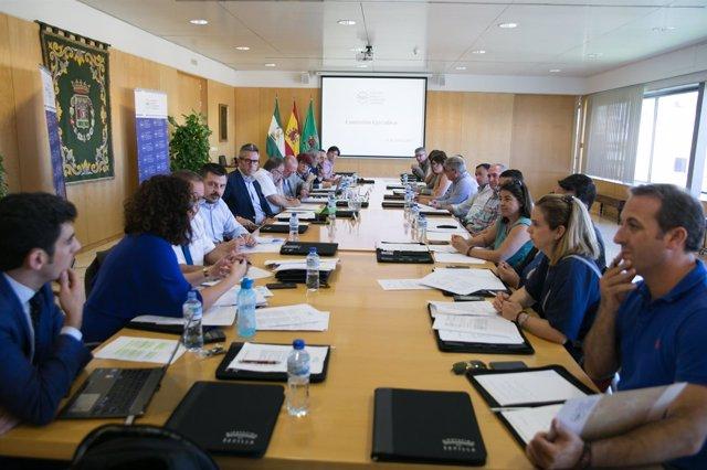 Reunión del Consejo Municipalista de la FAMP