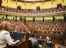 Ocho diputados se perderán el último Pleno ordinario del Congreso antes del verano para acudir a Estrasburgo