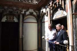 Culmina la reforma del Convento de Santa Cruz de Córdoba con la aportación del 1,5% cultural del Ministerio de Fomento