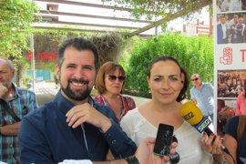 """Tudanca afirma que no aceptará """"lecciones del PP"""", que ha pactado con independentistas y nacionalistas"""