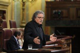 ERC pide mañana en el Congreso devolver en euros el dinero de la República incautado por el franquismo