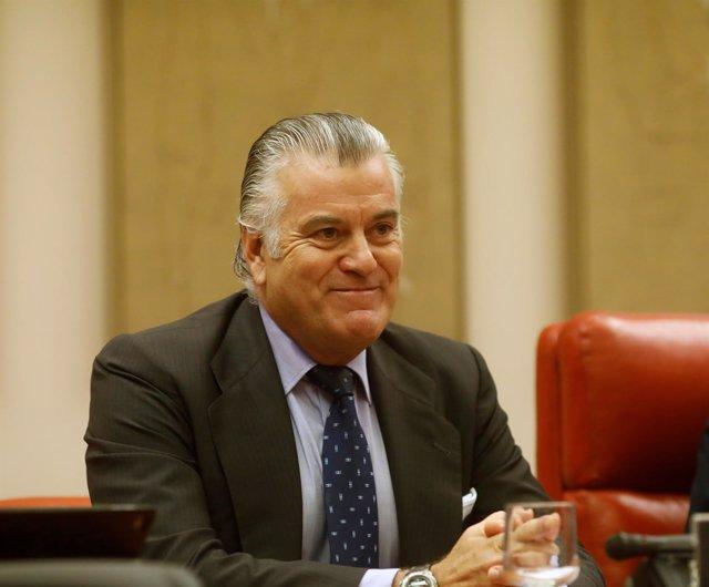 Luis Barcenas, tesorero del PP