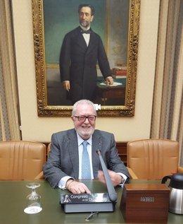 Pedro Agramunt, senador del PP