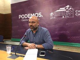 García Molina participa este martes en el Parlamento Europeo en un debate sobre la Comisión de Investigación por Seseña
