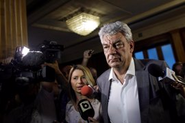 El presidente rumano nombra al socialdemócrata Mihai Tudose nuevo primer ministro