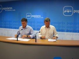 """PP defiende que sí cumple su pacto con Cs y le pide que no mezcle para tapar """"crisis internas"""" como la de Segovia"""