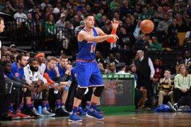Willy Hernangómez, en el mejor quinteto 'rookie' de la temporada en la NBA