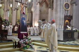 """El cardenal Osoro llama a desterrar la """"mediocridad"""" y la """"superficialidad"""" por no pertenecer a la identidad cristiana"""