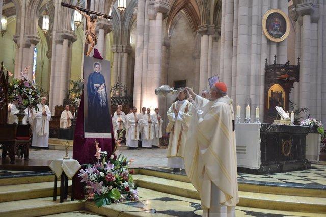 El cardenal Osoro en la fiesta lirúrgica por el fundador del Opus Dei