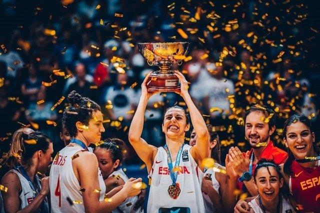 Alba Torrens, MVP del Eurobasket 2017