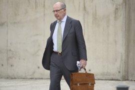 """Rato acusa a la fiscal de acoger las """"disparatadas"""" conclusiones de la UCO que apuntan que blanqueó en el Gobierno"""