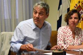Cesan a Garcinuño (PP) como edil de Urbanismo y sus competencias las asume Zaida González