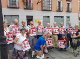 """CCOO se concentra en C-LM en defensa de un sistema de pensiones """"sostenible"""""""