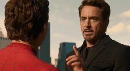 VÍDEO: Spider-Man ya aparecía en Iron Man 2