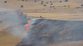 """Tejerina: """"En este país no hay recalificaciones por incendios ni incendios para la recalificación"""""""