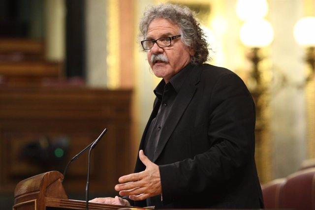 Joan Tardá en el Congreso