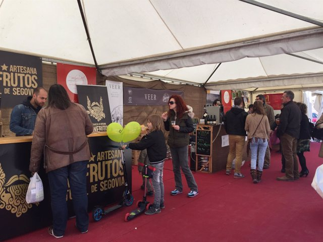 Segovia: Feria de Cuéllar