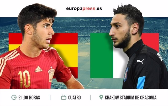 Horario y dónde ver el España – Italia | Semifinales Europeo sub-21  2017