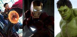Filtrada una escena de Vengadores: Infinity War con Iron Man, Hulk y Doctor Strange