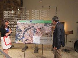 Autorizada la contratación del tramo de la Ronda Sur de Badajoz desde la Carretera de Olivenza al Recinto Ferial