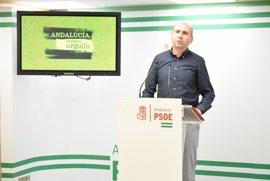 """PSOE-A no permitirá que """"nadie juegue"""" con la financiación de Andalucía"""