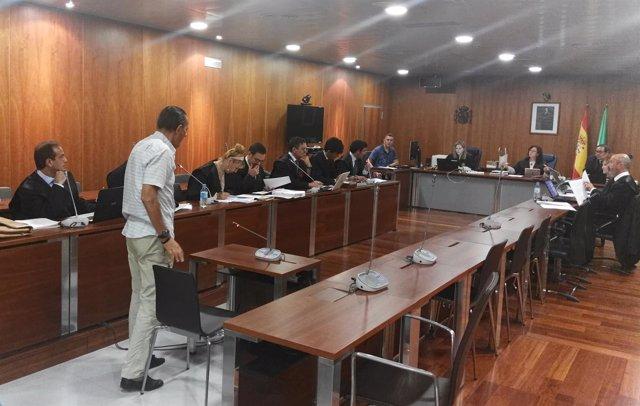 Juicio Julián Muñoz por alquiler de locales de puerto