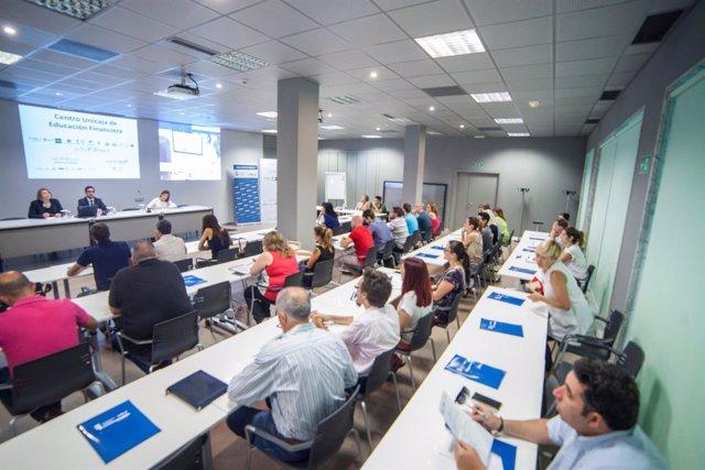 Seminario Edufinet para asociados al IMFE