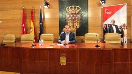 """Aguado dice que Ciudadanos es """"leal con el acuerdo de investidura y con los madrileños"""" pero no será """"cómplice del PP"""""""