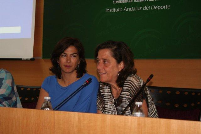 Nota De Prensa Y Fotografía. La Junta Forma A Una Veintena De Entrenadores Y Dep