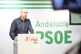 """PSOE asegura que PP """"quiere echar"""" al alcalde de Málaga y afirma que Cs """"no debería ser cómplice"""" de esa """"conspiración"""""""