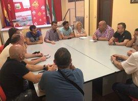"""Maíllo (IU) llevará al Parlamento andaluz la situación de desempleo en Linares, que roza """"la mayoría absoluta"""""""