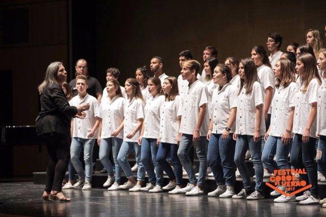 Coro Juvenil del Auditorio