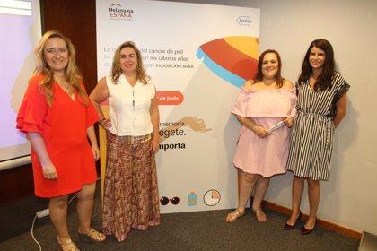 Melanoma España lanza una campaña en redes sociales con consejos para prevenir el cáncer de piel